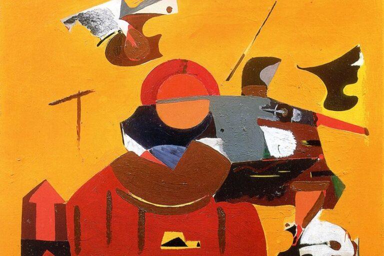 Abstrakter Expressionismus – Tauche ein in die Welt der Expressionisten