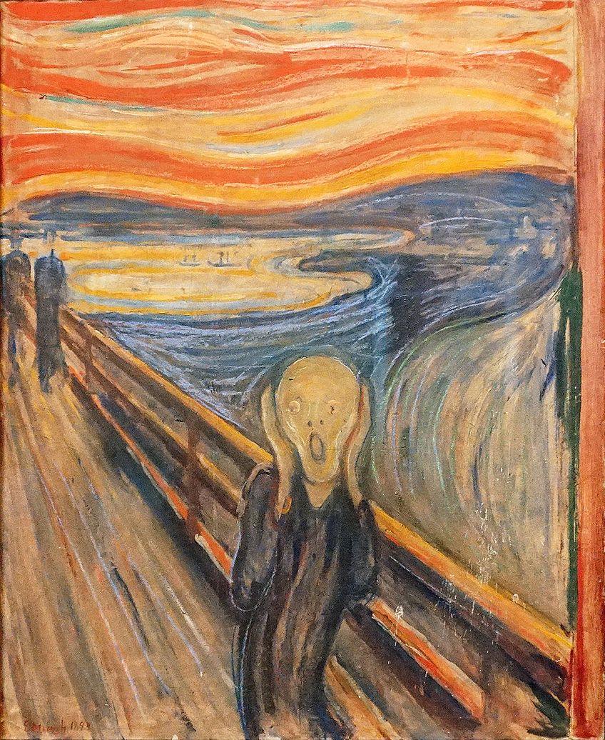 expressionistische malerei