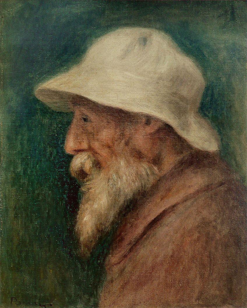 franzoesisches selbstportrait