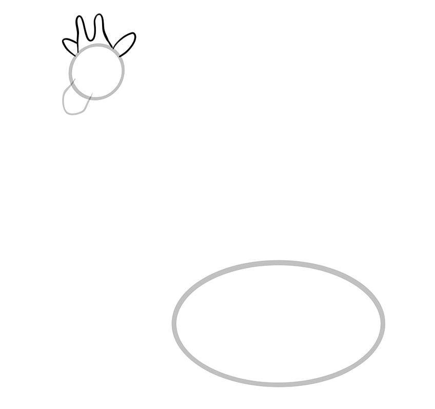 giraffe zeichnen 04