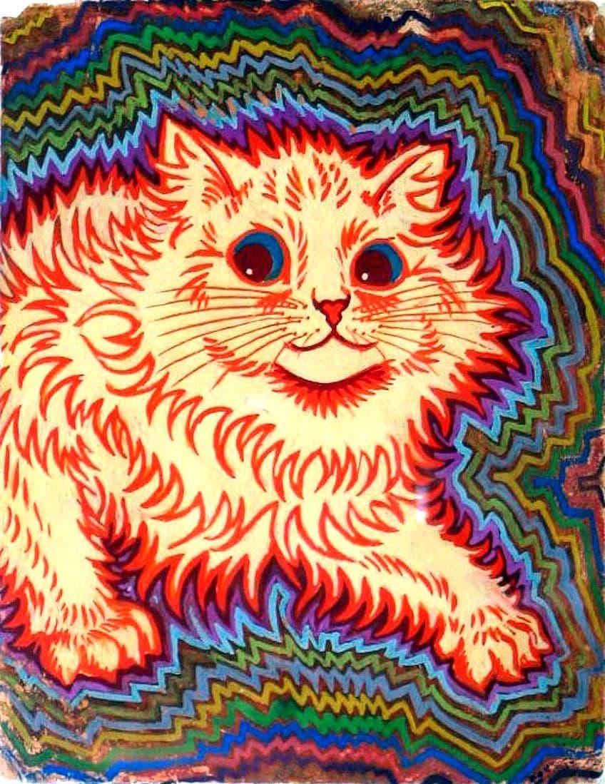 psychedelische bilder